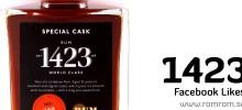 1423 Likes på Facebook