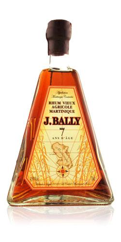 J Bally 7 årig - Pyramidflaskan