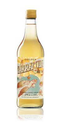 Barracuda Golden Rum