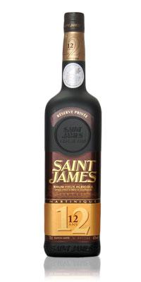 Saint James 12 ans