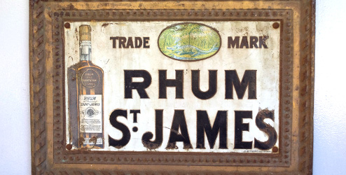 Saint James Musee du Rhum
