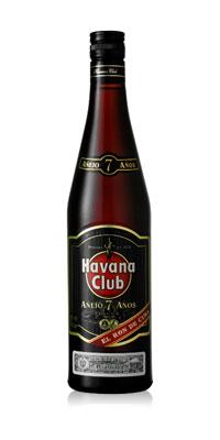 Havana Club Añejo 7 año