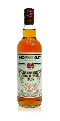 Mount Gay Sugar Cane