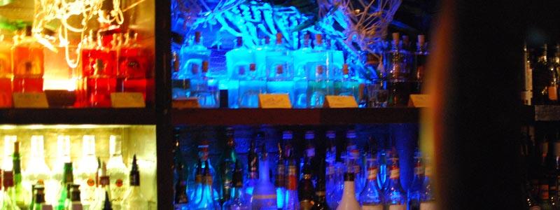 Dricka rom i Shanghai