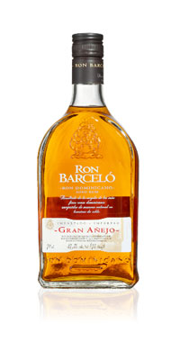 Ron Barceló Gran Añejo bottle