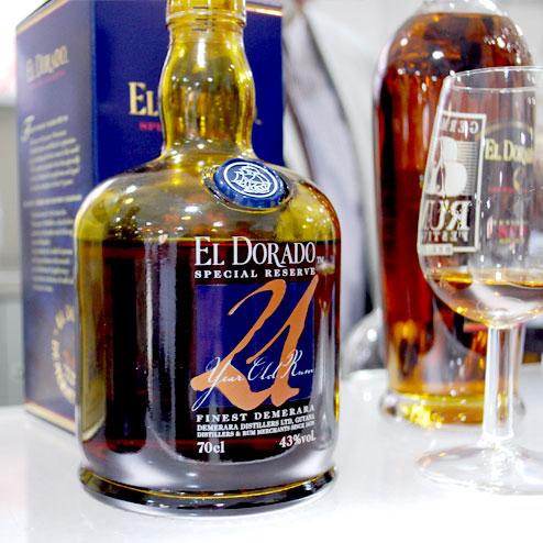 Berlin Rum Festival 2011 - El Dorado 21