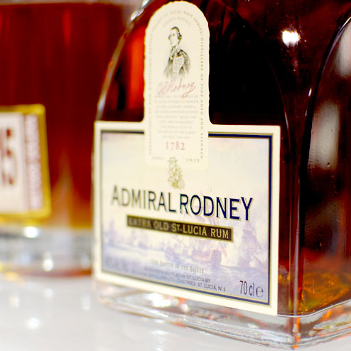 German Rum Festival Berlin 2011 - Admiral Rodney