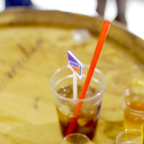 German Rum Festival Berlin 2011 - Brugal blandar drinkar