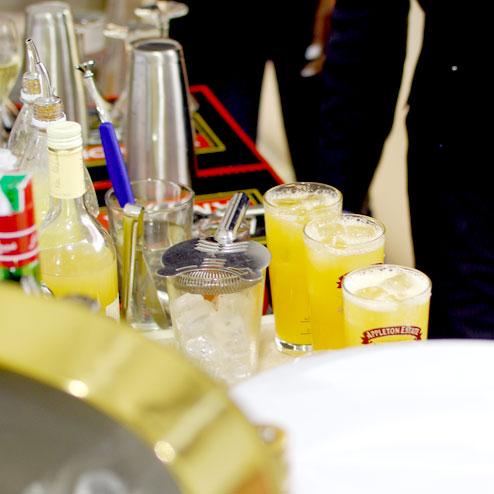 German Rum Festival Berlin 2011 - Appleton Estate Drink