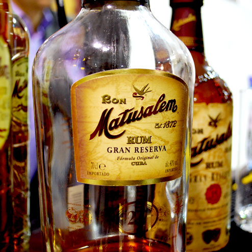 German Rum Festival Berlin 2011 - Ron Matusalem 23