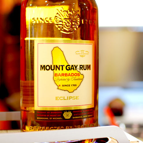 German Rum Festival Berlin 2011 - Mount Gay