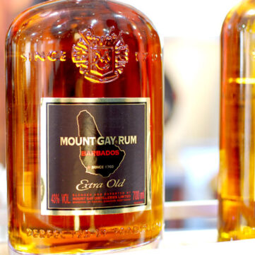 German Rum Festival Berlin 2011 - Mount Gay Extra Old