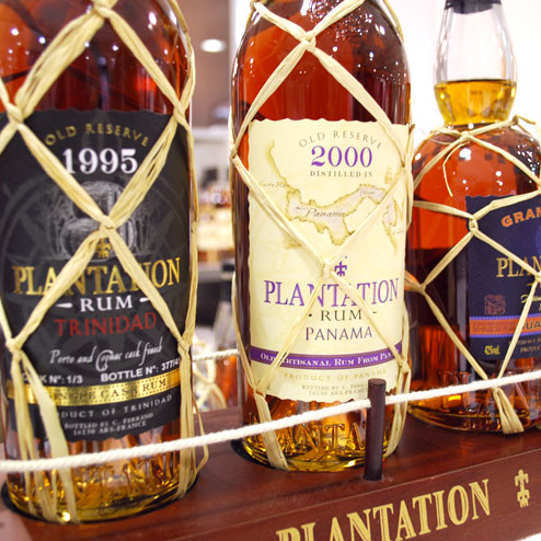 German Rum Festival Berlin 2011 - Plantation Panama