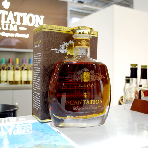 German Rum Festival Berlin 2011 - Plantation Extra Old