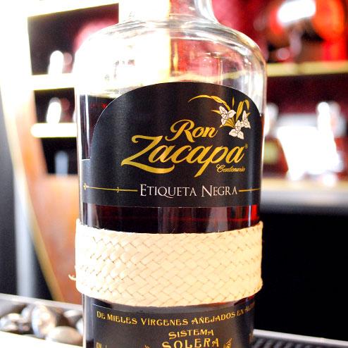 German Rum Festival Berlin 2011 - Ron Zacapa Black Label