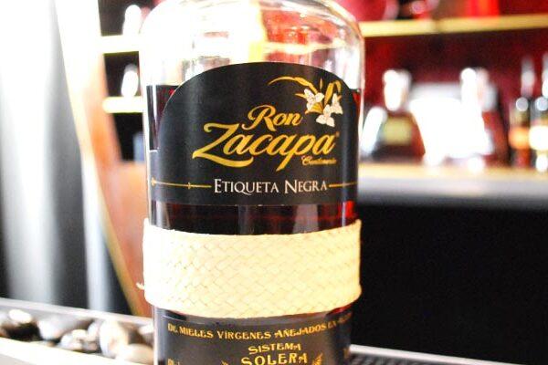 Ron Zacapa 23 Etiqueta Negra