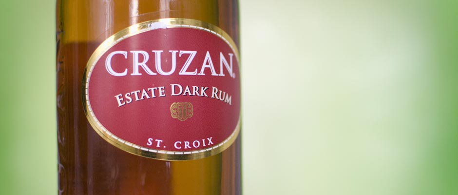 Cruzan Estate Dark Rum