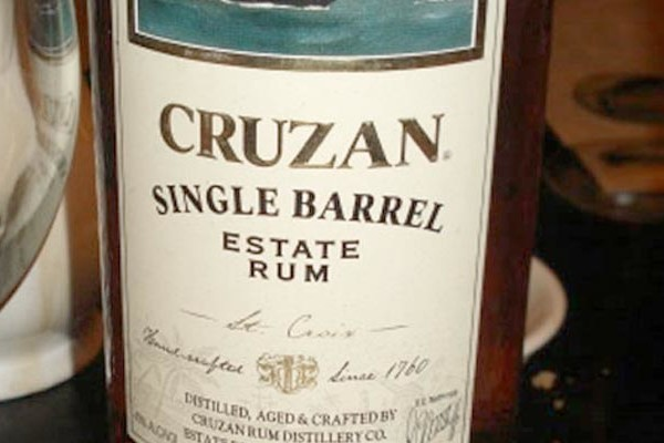 Cruzan Single Barrel Estate Rum