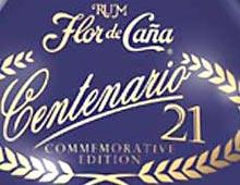 Flor de Caña Centenario 21