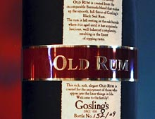 Gosling's Family Reserve Old Rum