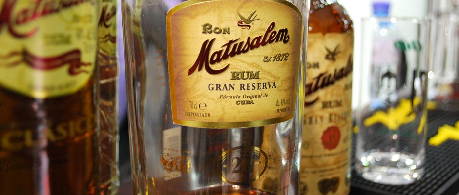Matusalem Gran Reserva 23