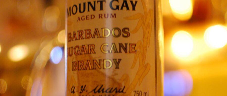 Mount Gay Sugar Cane Brandy