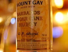 Mount Gay Sugar Cane Brandy