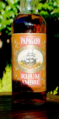 Papagayo Rhum Ambré
