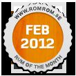 Månadens Rom, februari 2012