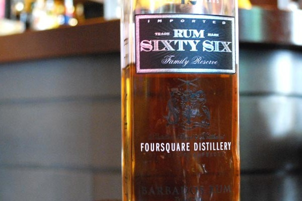 Rum Sixty Six Family Reserve 12 years