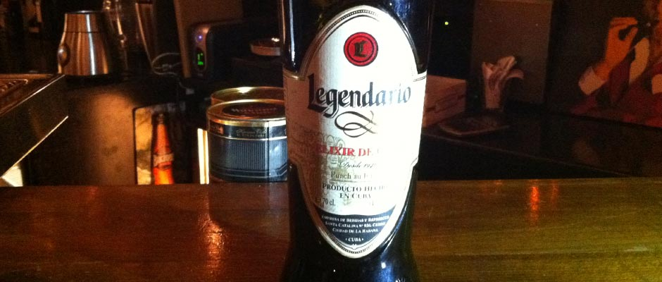 Legendario Elixir de Cuba