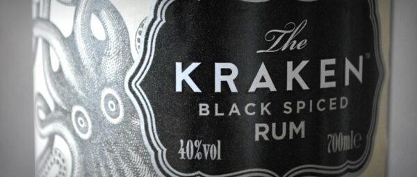 The Kraken Black Spiced Rum - RomRom.se 2012