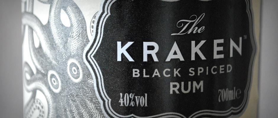 The Kraken Black Spiced Rum - RomRom.se 2012