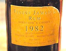 Bristol Jamaica 1982 Director's Choice