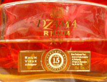 Dzama Rhum XV