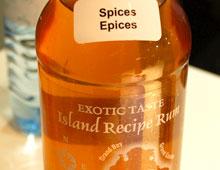 Les Coliniéres Spices