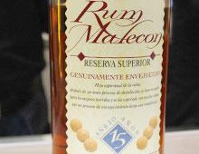 Rum Malecon Reserva Superior 15