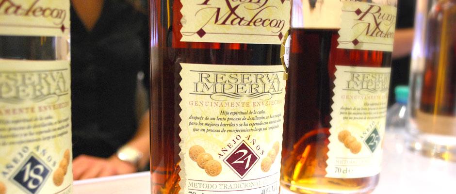 Rum Malecon Reserva Imperial 21