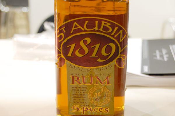 St Aubin Spiced
