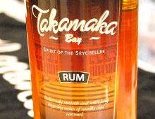 Takamaka Bay Dark Rum