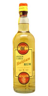 Cadenhead's Haitian Rum 5 years