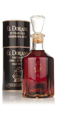 El Dorado 25 Years 1980