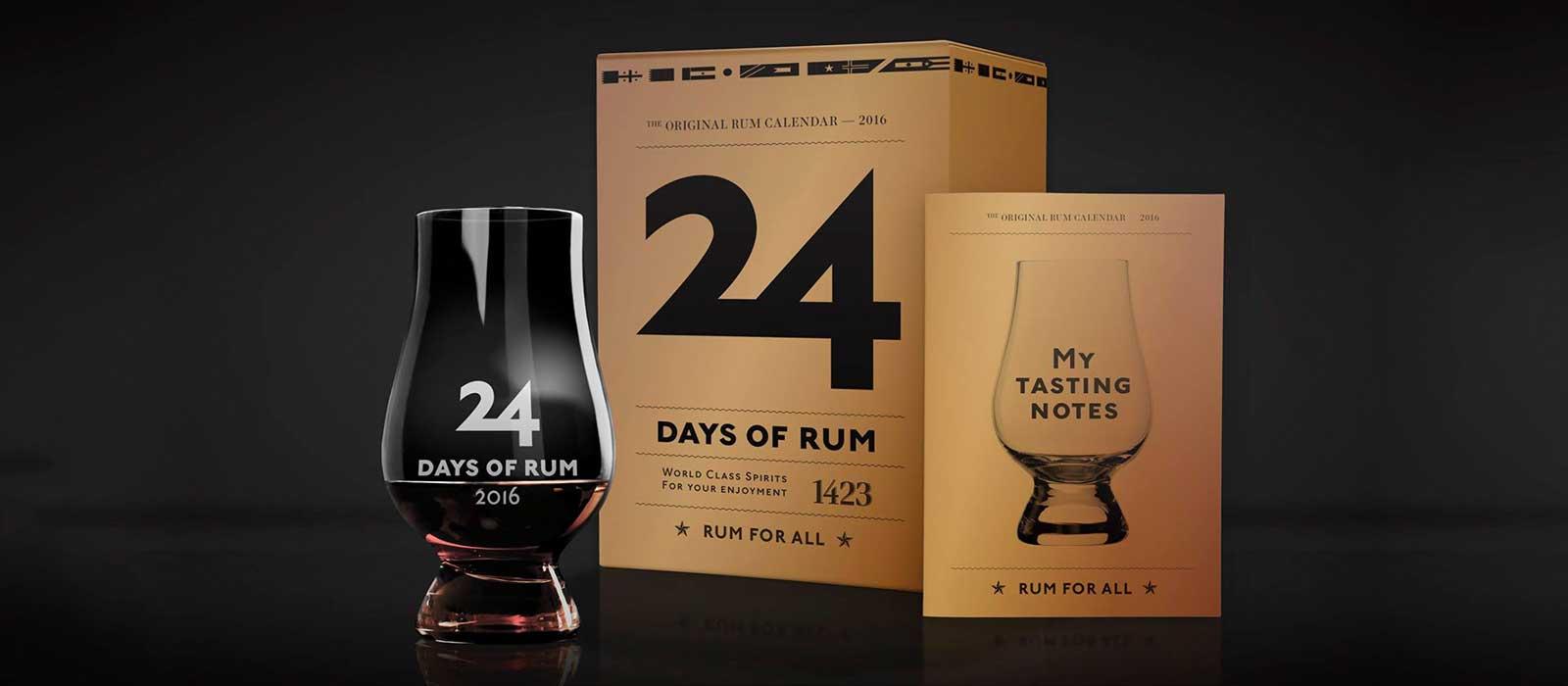 24 Days of Rum 2016