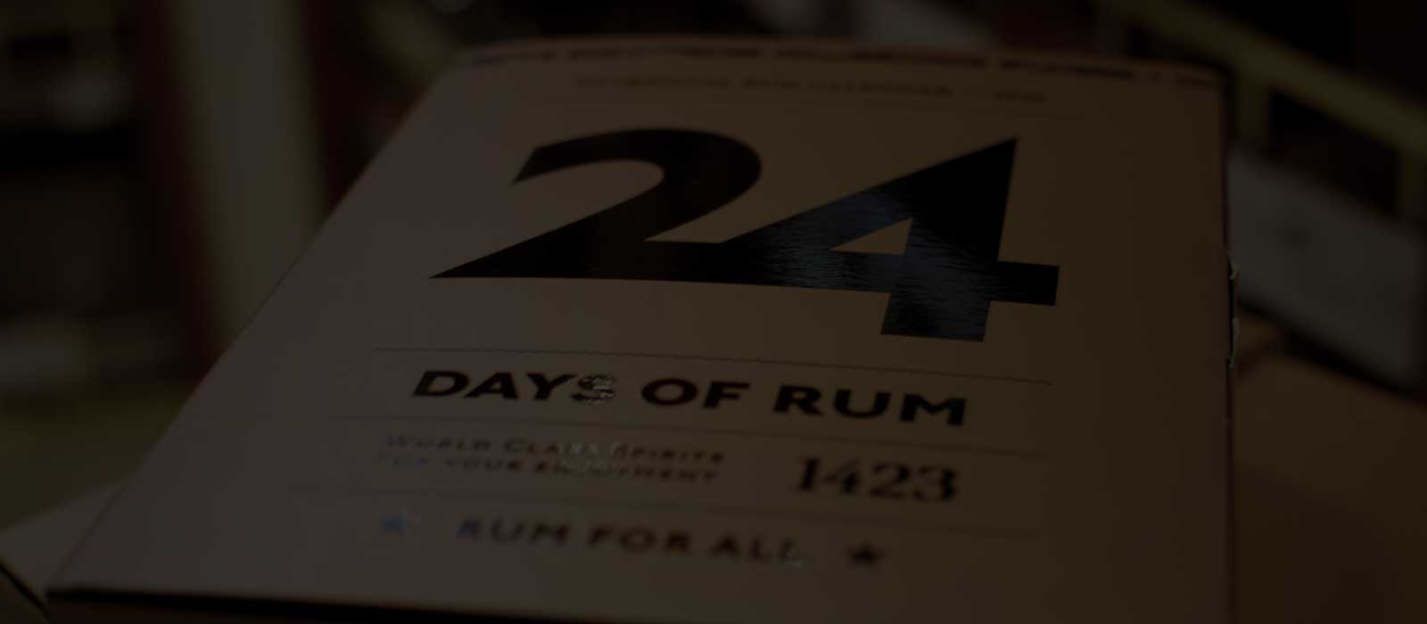 24 Days of Rum: Dag 21 – SBS Juicy Rum Calvados Finish