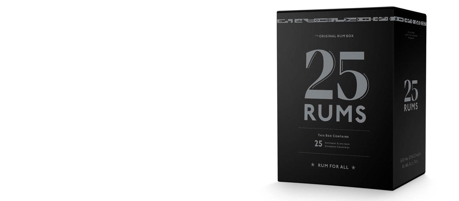 25 Rums 2019 – nu på Systembolaget