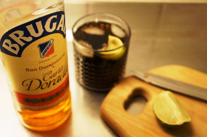 Brugal drink
