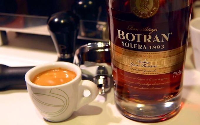 Botran till kaffet