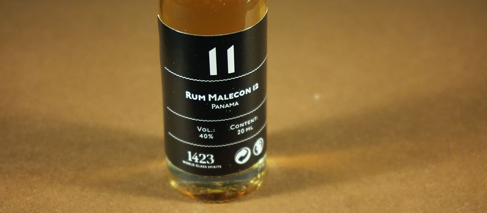 24 Days of Rum 2017: Dag 11 – Rum Malecon 12