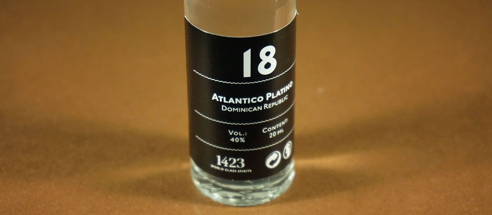 24 Days of Rum 2017: Dag 18 – Atlantico Platino