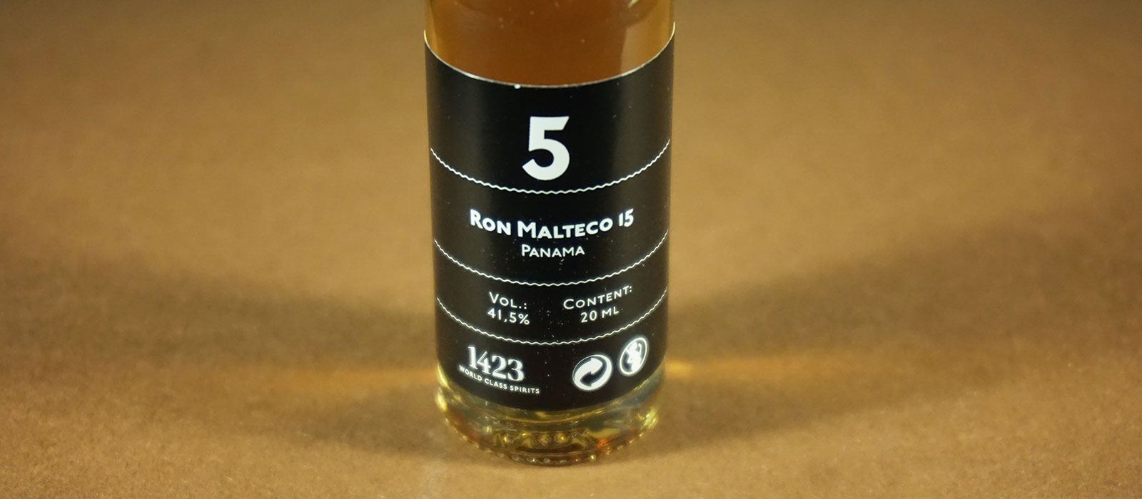 24 Days of Rum 2017: Dag 5 – Ron Malteco 15